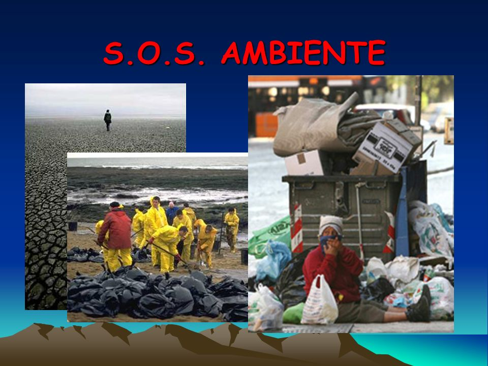 S.O.S. AMBIENTE