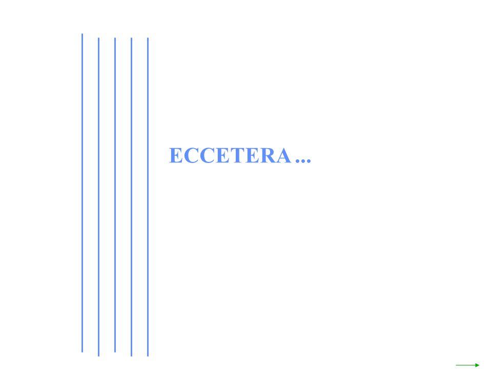 ECCETERA ...