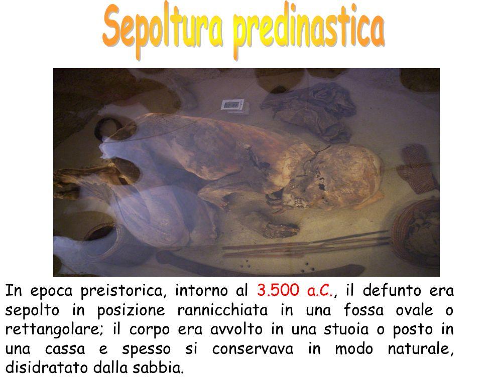 Sepoltura predinastica
