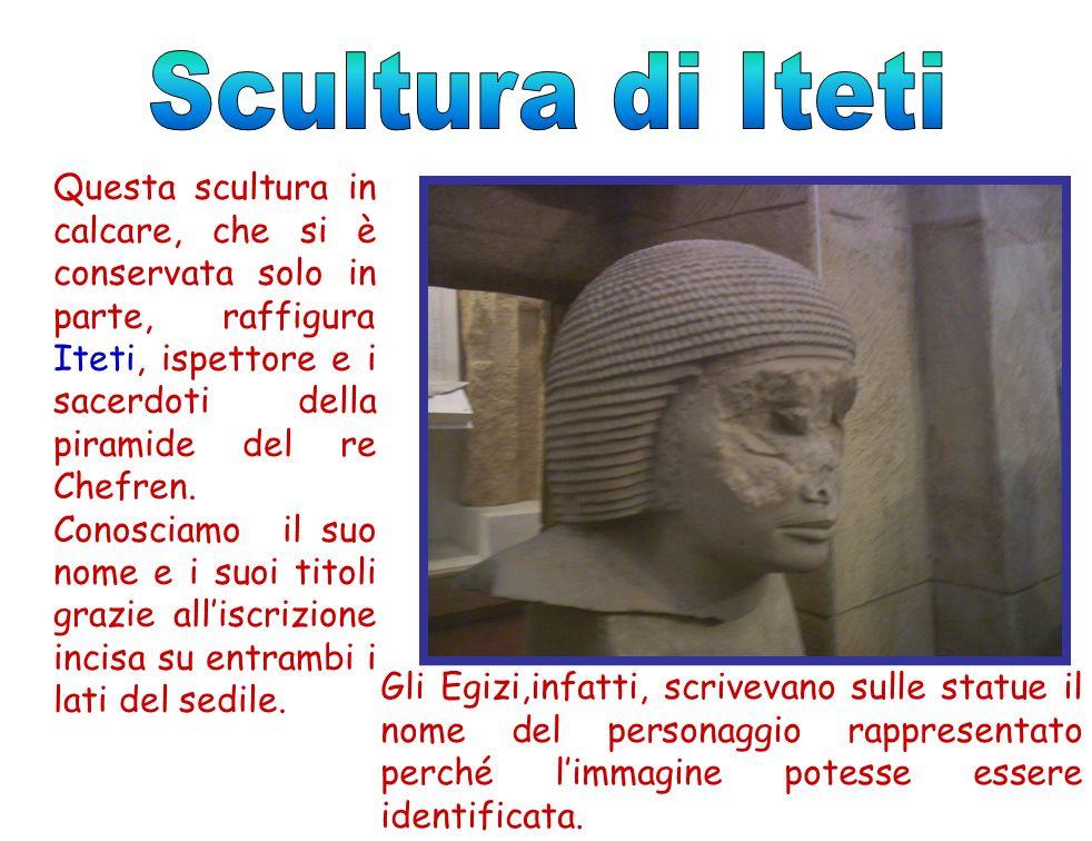 Scultura di Iteti