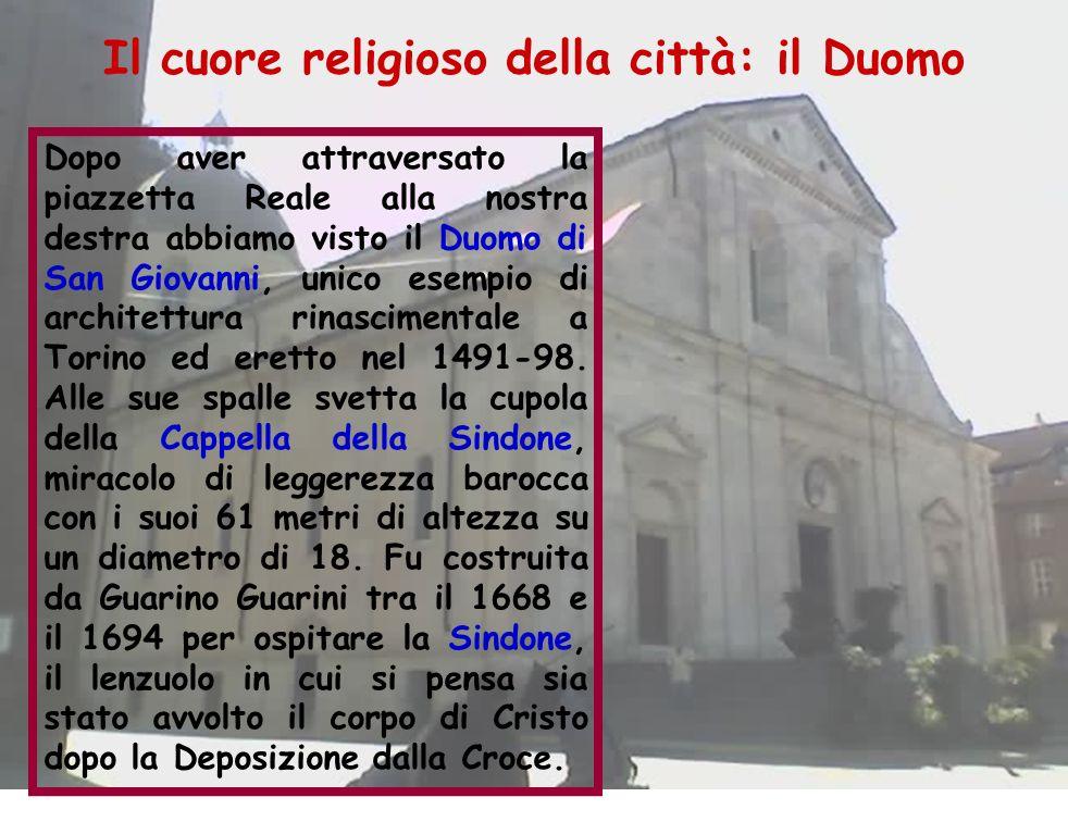 Il cuore religioso della città: il Duomo