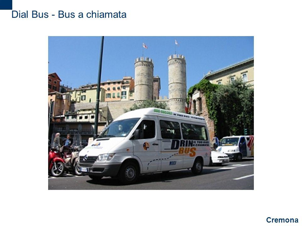 Dial Bus - Bus a chiamata