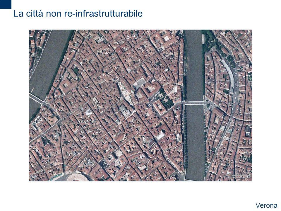 La città non re-infrastrutturabile