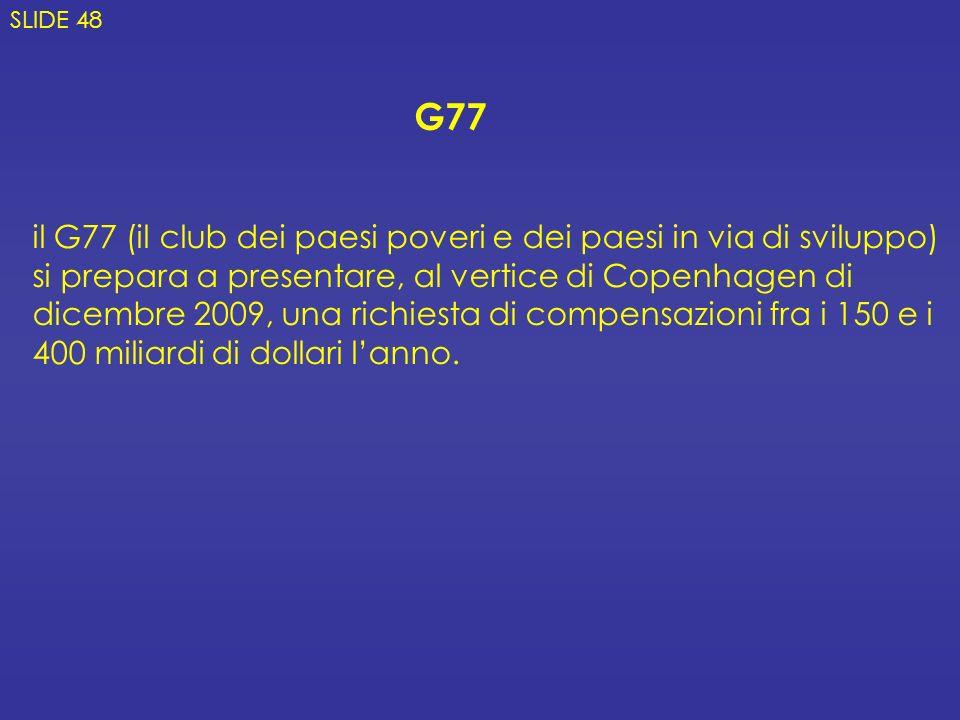 SLIDE 48 G77.