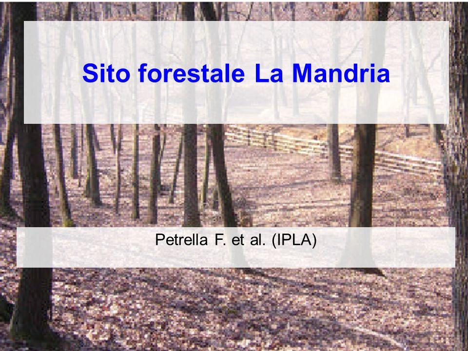 Sito forestale La Mandria