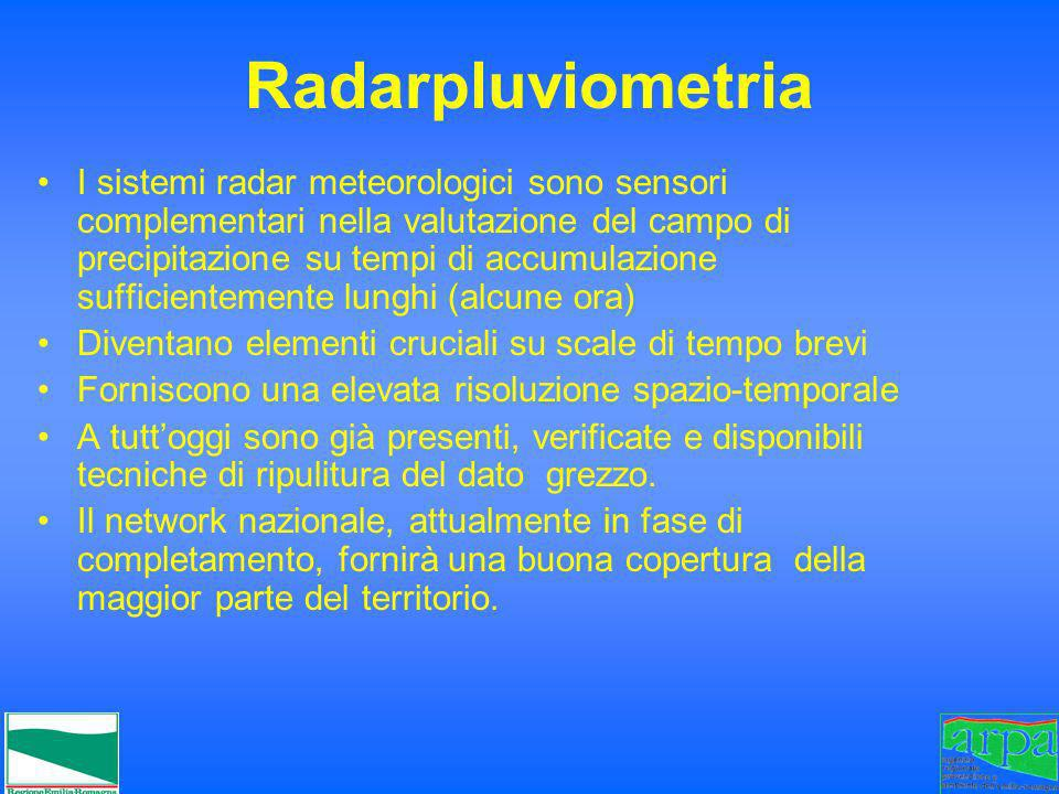 Radarpluviometria