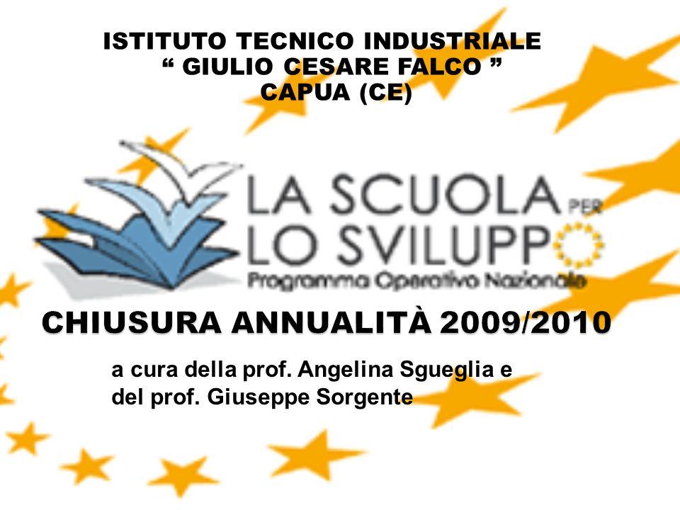 ISTITUTO TECNICO INDUSTRIALE GIULIO CESARE FALCO CAPUA (CE)