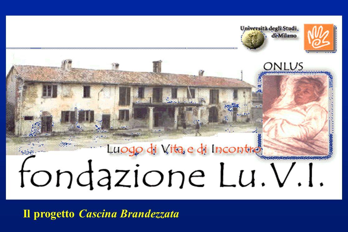 Il progetto Cascina Brandezzata