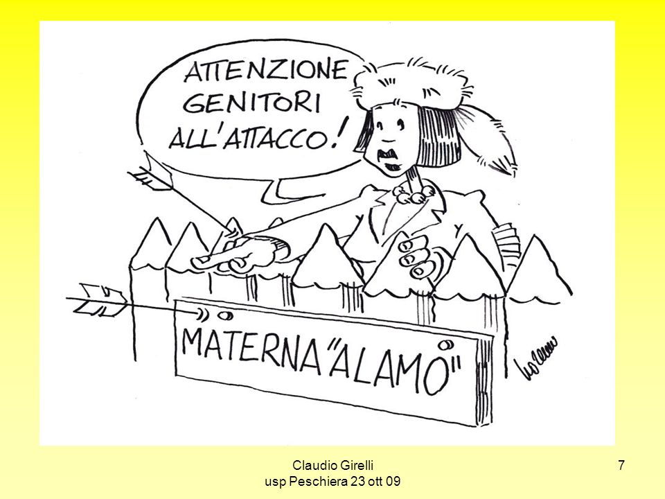Claudio Girelli usp Peschiera 23 ott 09