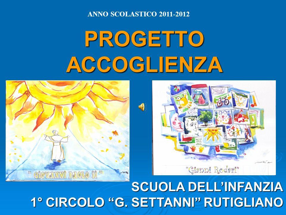 Progetto accoglienza scuola dell infanzia ppt video - Libri di scuola materna stampabili gratuitamente ...