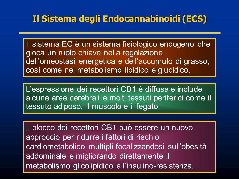 Il Sistema degli Endocannabinoidi (ECS)