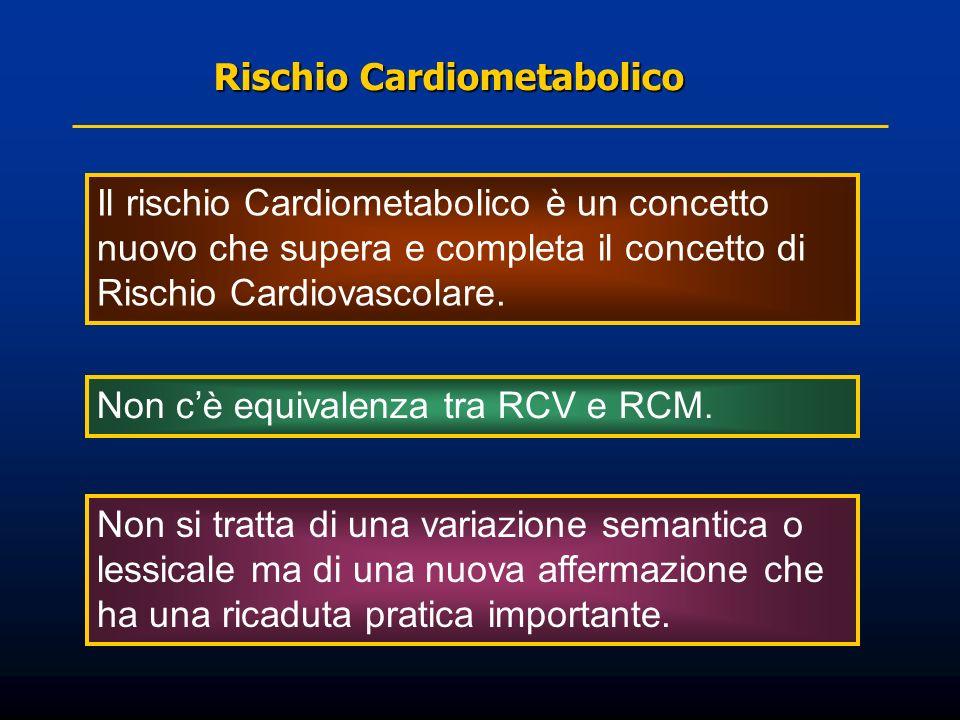 Rischio Cardiometabolico
