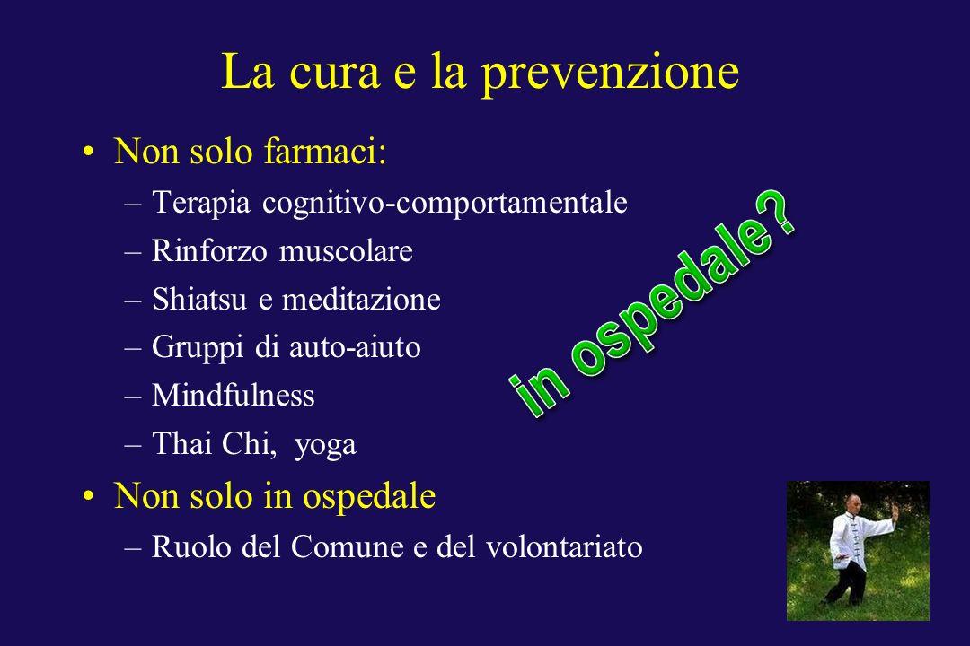 La cura e la prevenzione