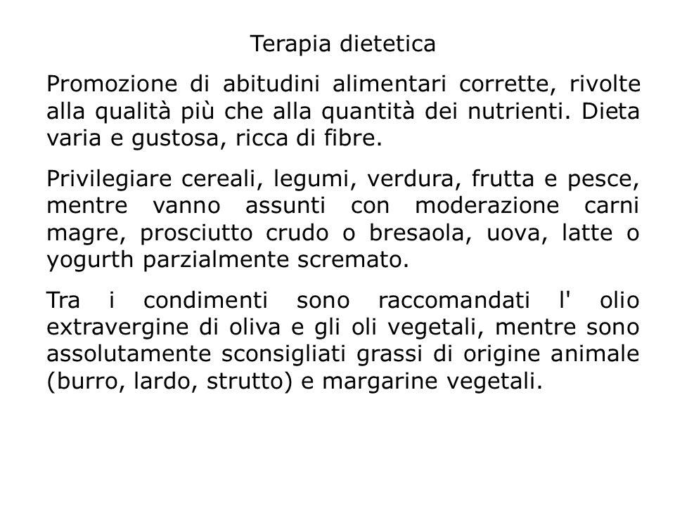Terapia dietetica