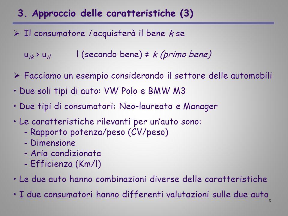 3. Approccio delle caratteristiche (3)