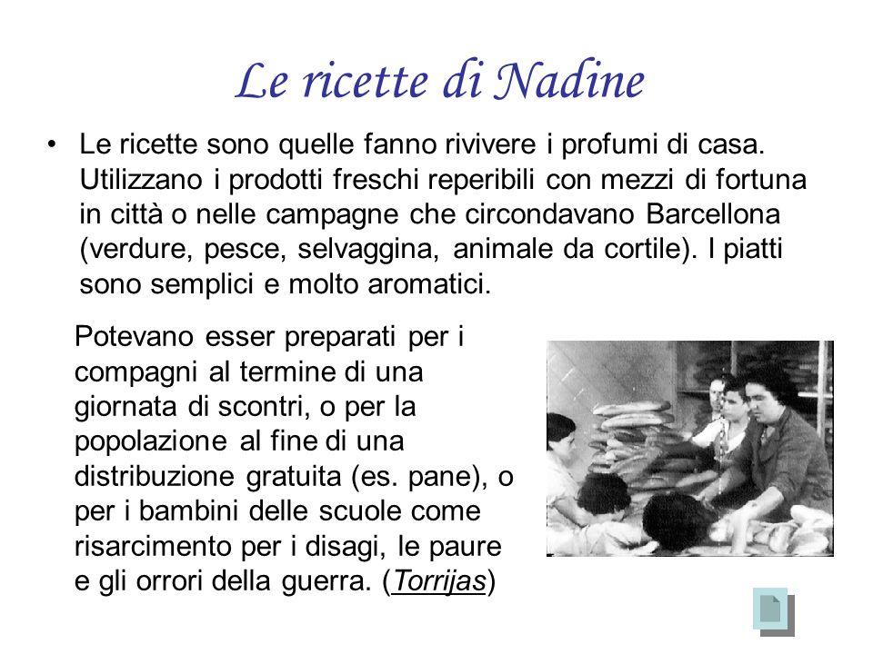 Le ricette di Nadine