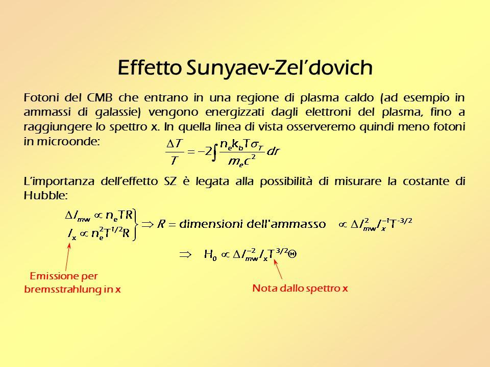 Effetto Sunyaev-Zel'dovich