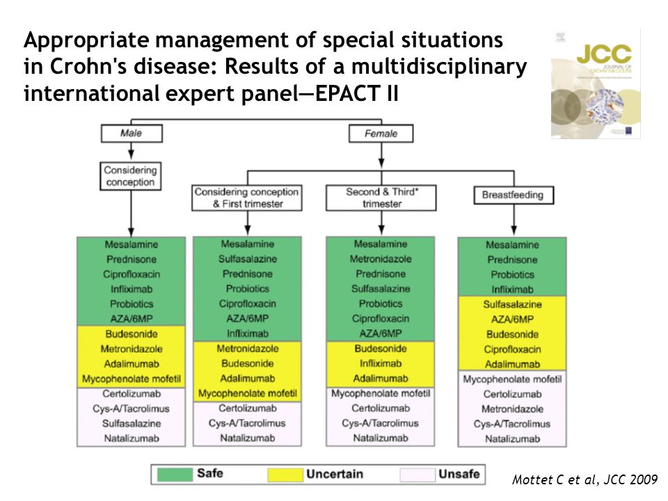 Appropriate management of special situations in Crohn s disease: Results of a multidisciplinary international expert panel—EPACT II