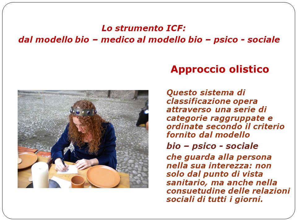 ICF Uno strumento per la scuola inclusiva