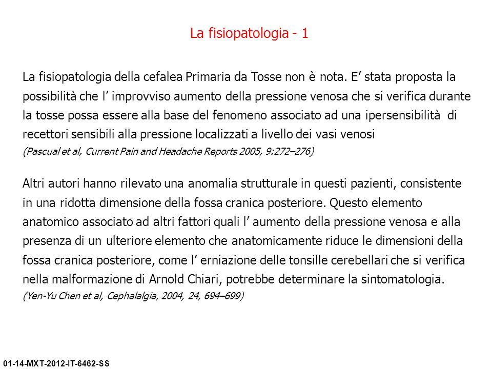 La fisiopatologia - 1
