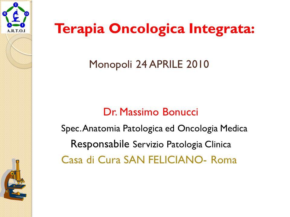 Terapia Oncologica Integrata: