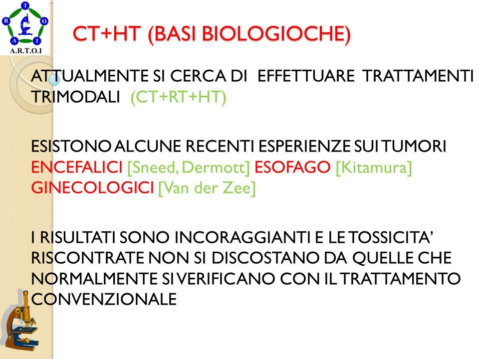 CT+HT (BASI BIOLOGIOCHE)