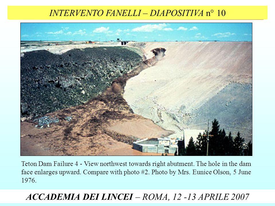 INTERVENTO FANELLI – DIAPOSITIVA n° 10