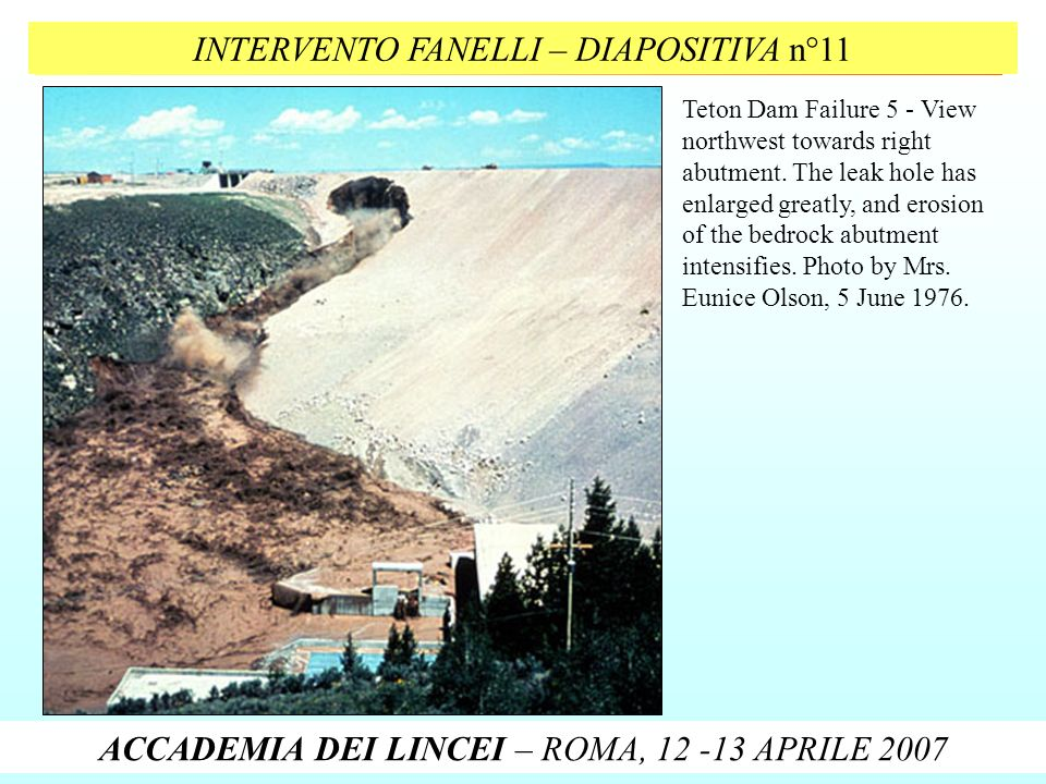 INTERVENTO FANELLI – DIAPOSITIVA n°11