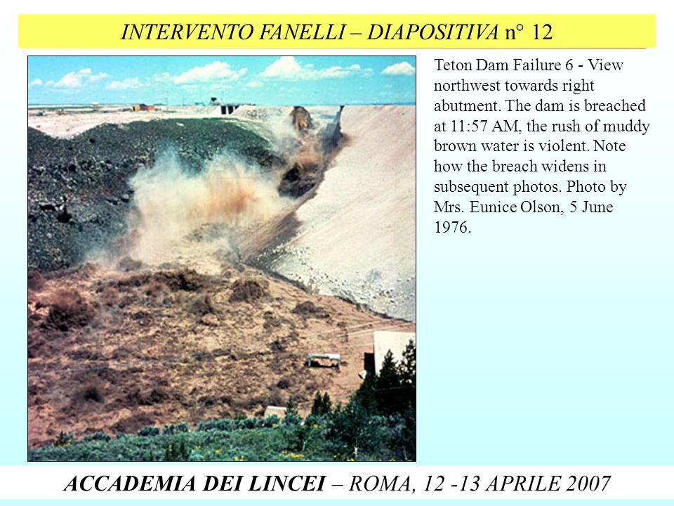 INTERVENTO FANELLI – DIAPOSITIVA n° 12