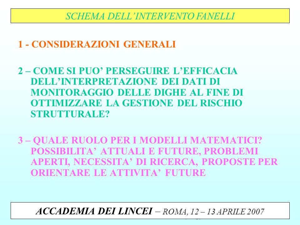 SCHEMA DELL'INTERVENTO FANELLI