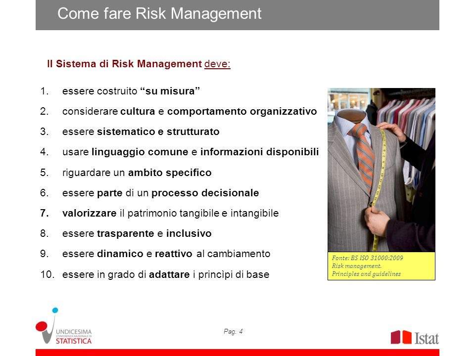 Come fare Risk Management
