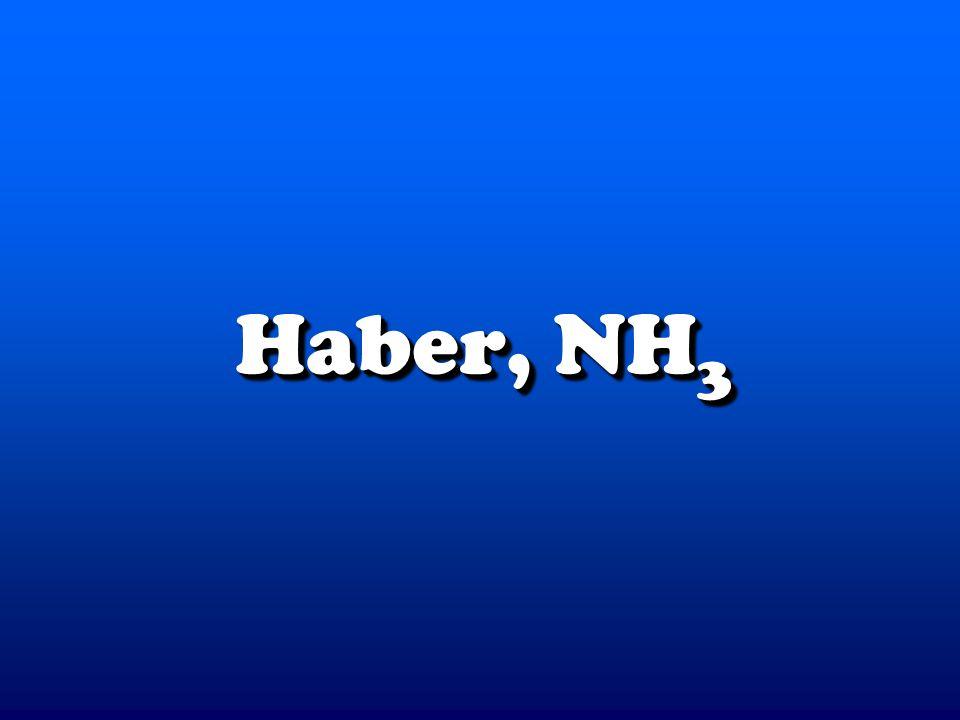 Haber, NH3