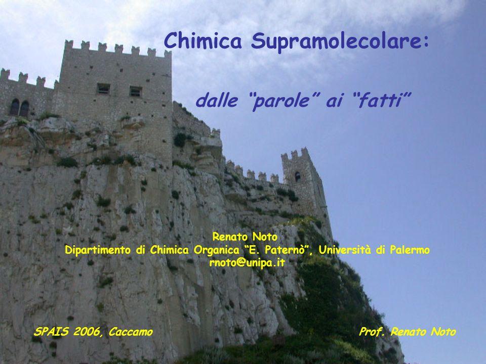Dipartimento di Chimica Organica E. Paternò , Università di Palermo