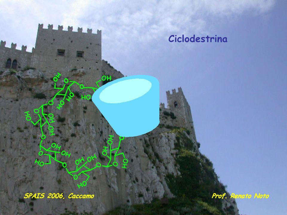 Ciclodestrina SPAIS 2006, Caccamo Prof. Renato Noto