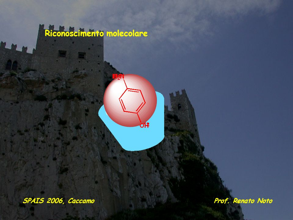 Riconoscimento molecolare