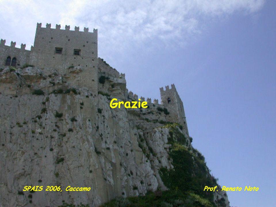 Grazie SPAIS 2006, Caccamo Prof. Renato Noto