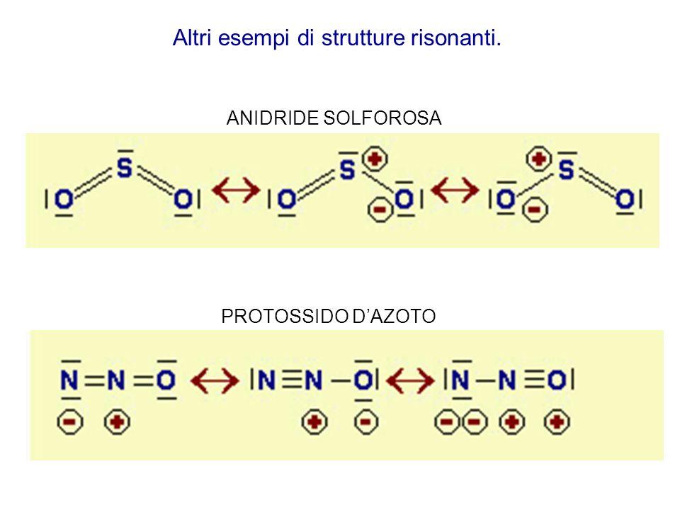 Altri esempi di strutture risonanti.