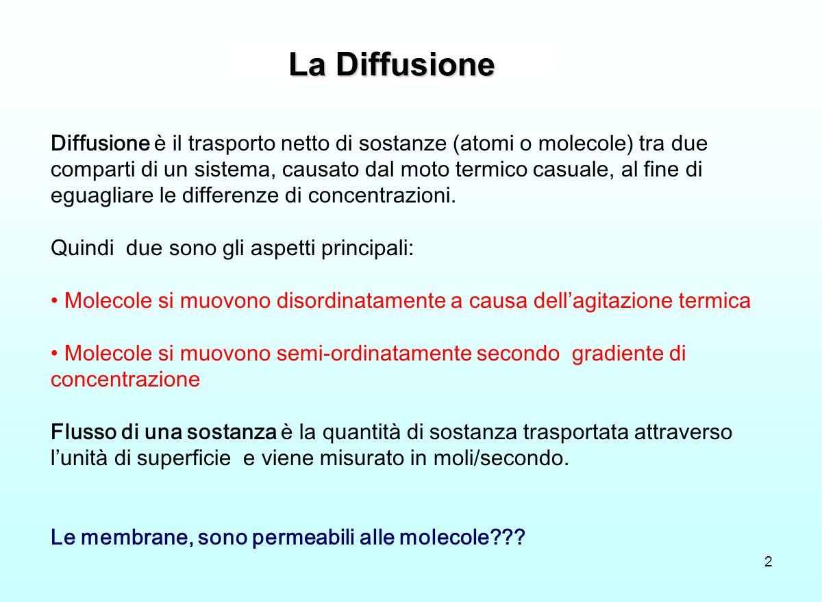 La Diffusione