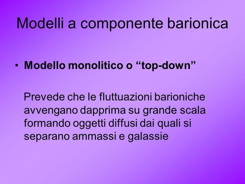 Modelli a componente barionica