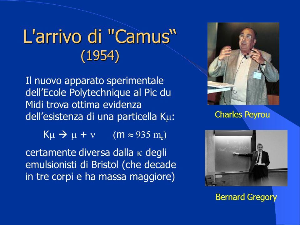 L arrivo di Camus (1954)