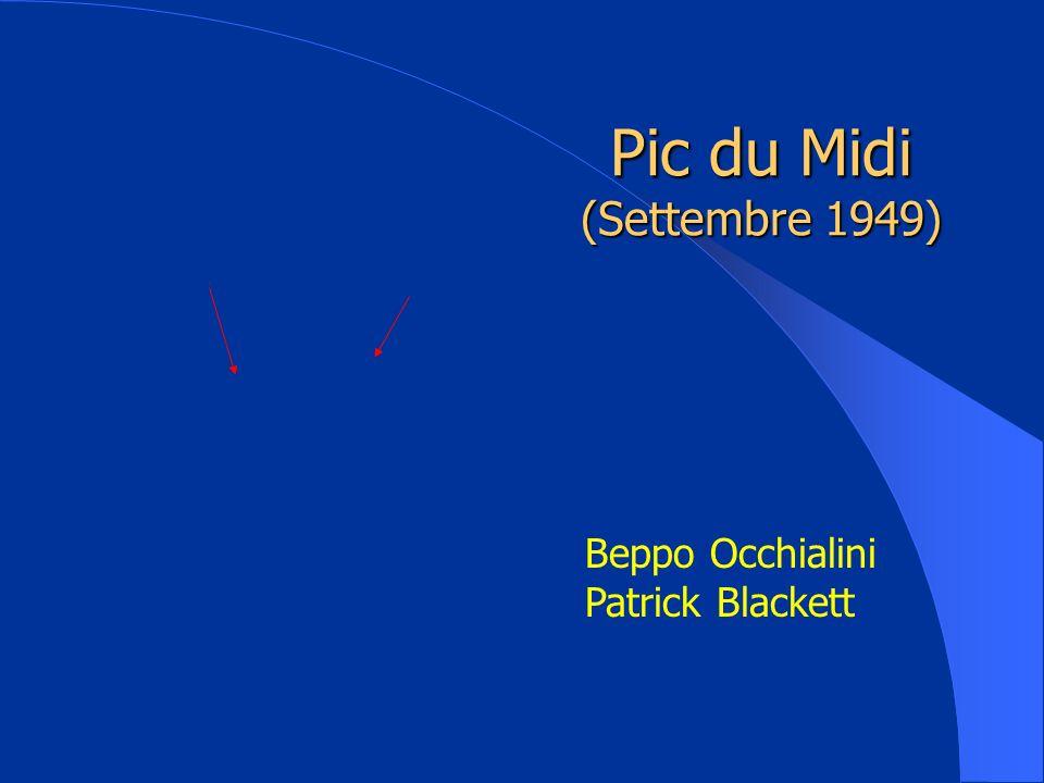 Pic du Midi (Settembre 1949)