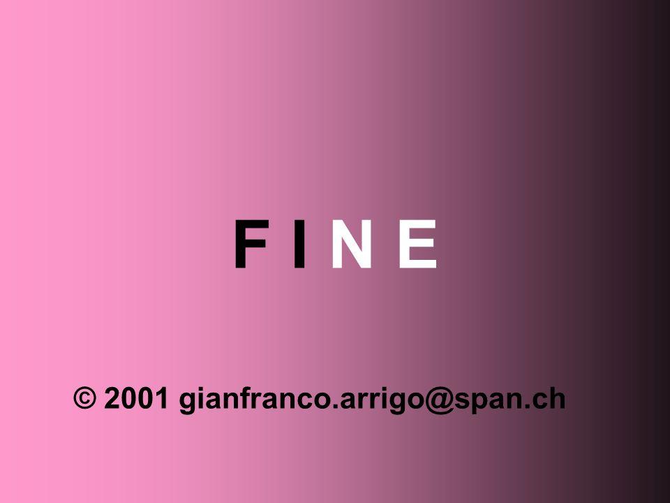 © 2001 gianfranco.arrigo@span.ch