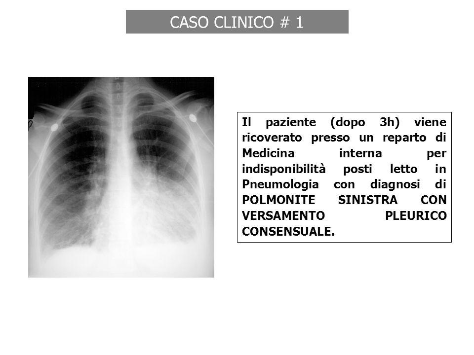 CASO CLINICO # 1