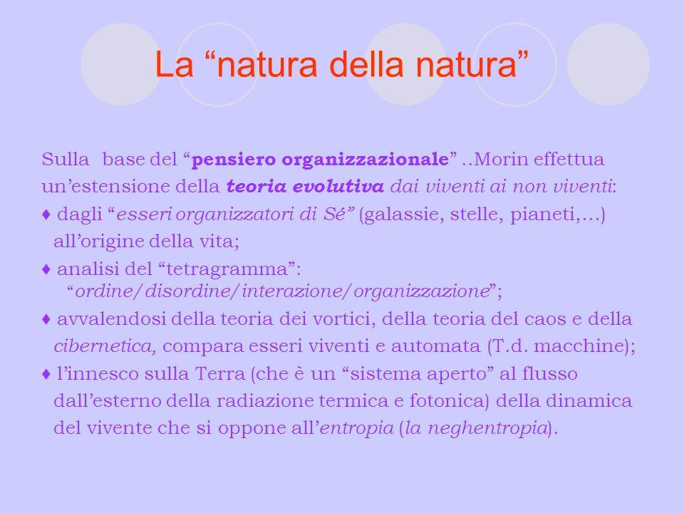La natura della natura