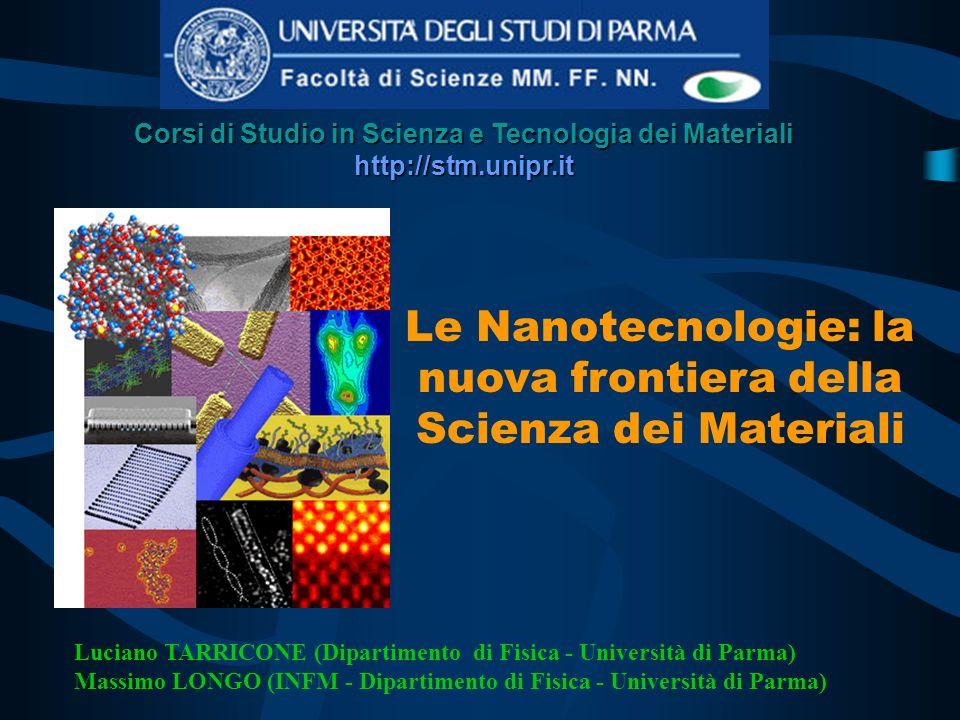 Le Nanotecnologie: la nuova frontiera della Scienza dei Materiali