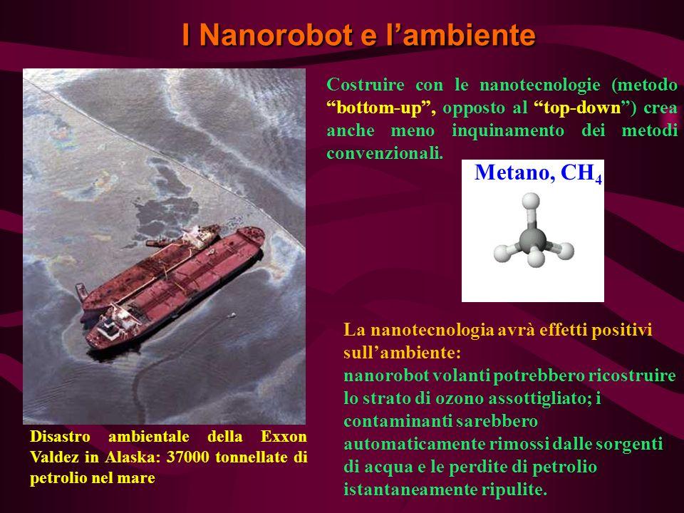 I Nanorobot e l'ambiente