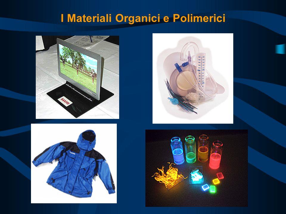 I Materiali Organici e Polimerici