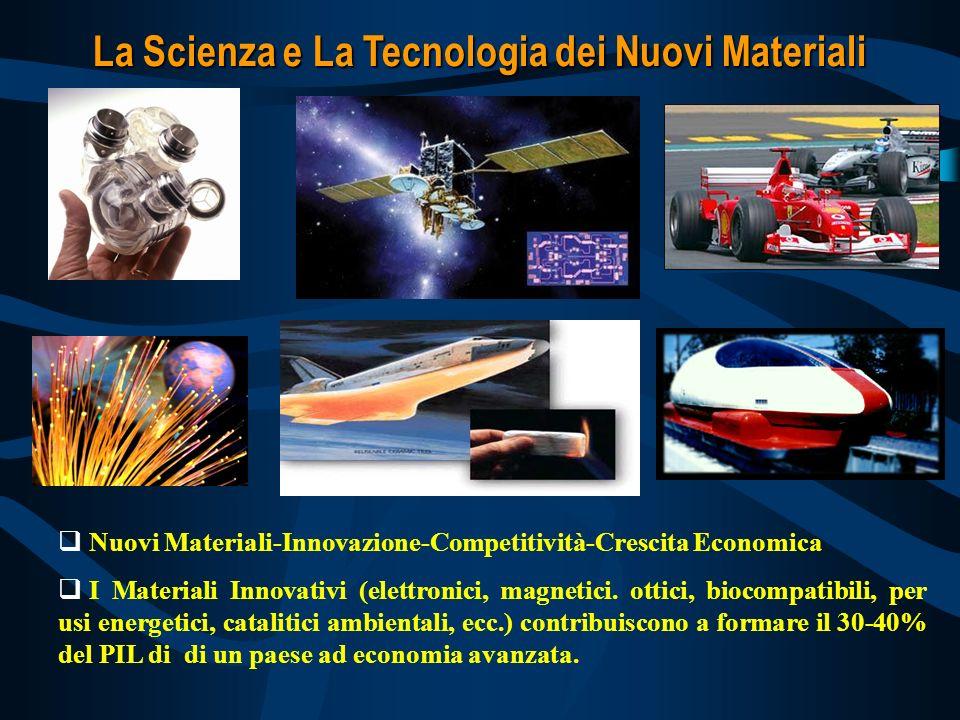 La Scienza e La Tecnologia dei Nuovi Materiali