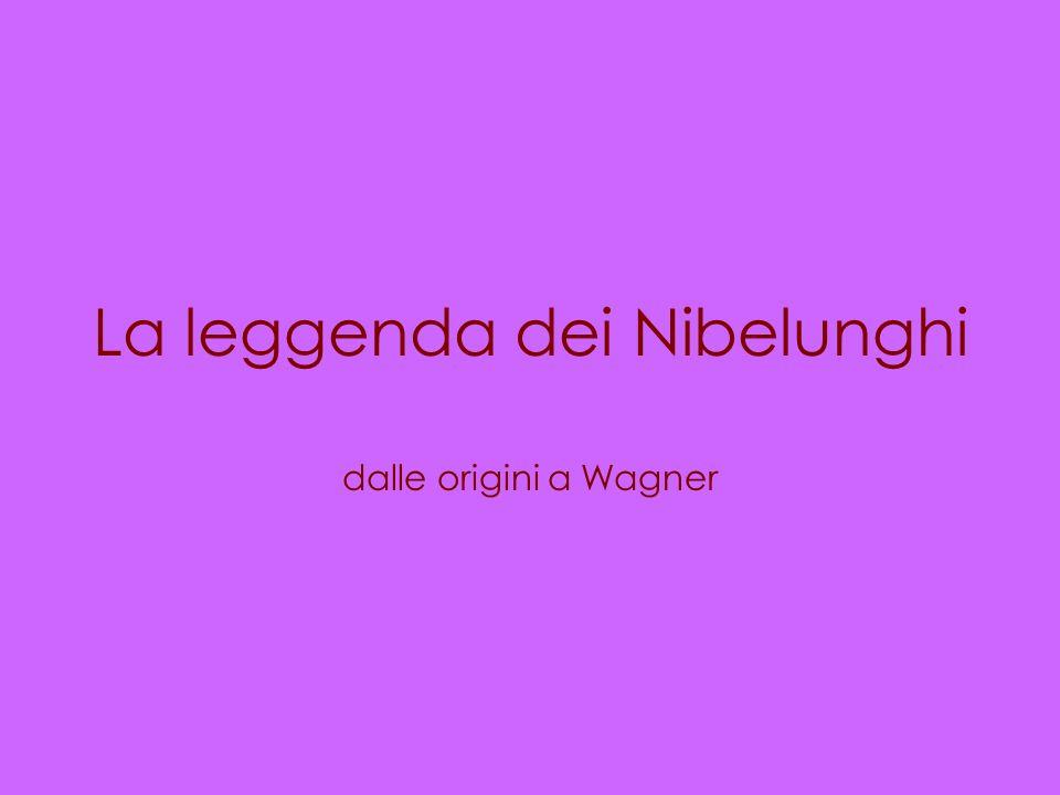 La leggenda dei Nibelunghi