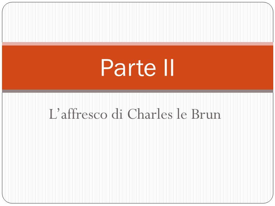 L'affresco di Charles le Brun